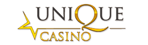 Unique casino logo 293x90