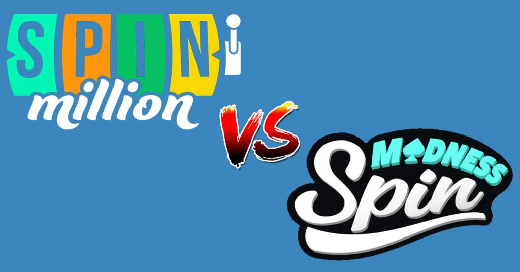 Spin Madness eller Spin Million: Spin-kriget!