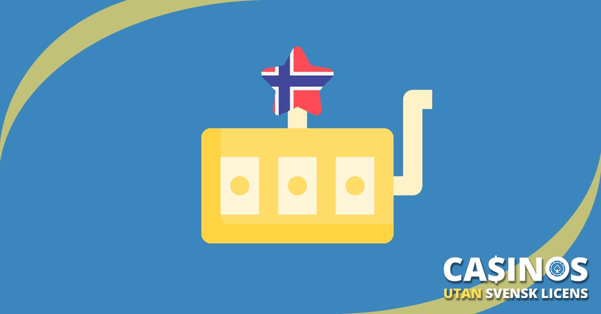 Norska casino utan svensk licens