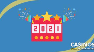 Nya casino utan licens 2021
